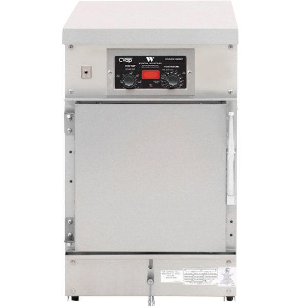 Winston Industries HA4003 CVAP Half Size Holding / Proofing Cabinet - 120V, 3 Cu. Ft.