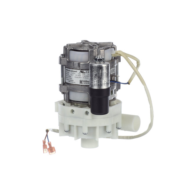 Hobart 00-942096-00002 Rinse Pump, 208-240V Main Image 1