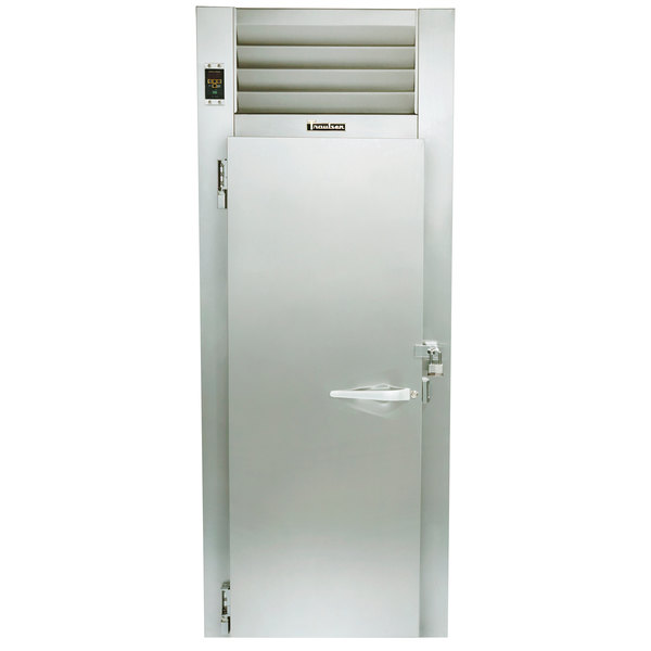 Traulsen RI132LP-COR02 38.8 Cu. Ft. Single Section Correctional Roll-Thru Heated Holding Cabinet - Specification Line