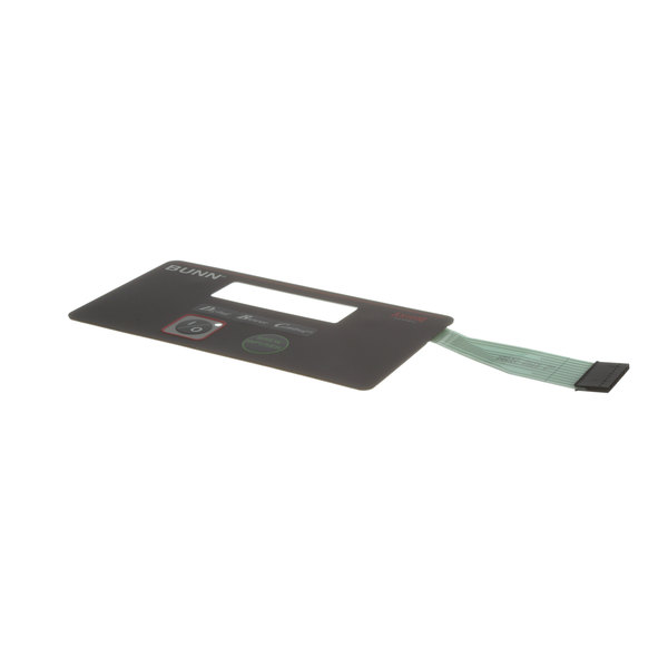 Bunn 38876.7002 Switch Membrane No Warmers Eng/Fre
