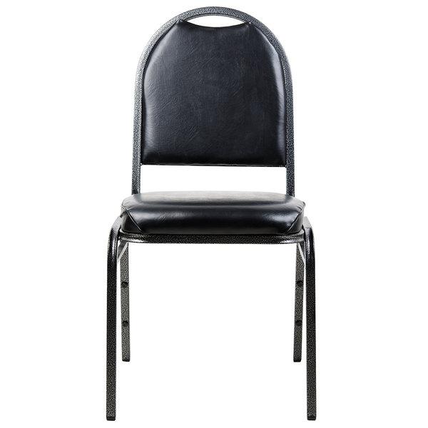 Stackable Banquet Chairs Wholesale lancaster table & seating black stackable banquet chair with 2