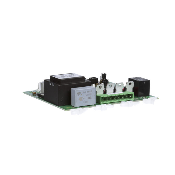 Pizzamaster 50917 Circuit B. Steam 208V