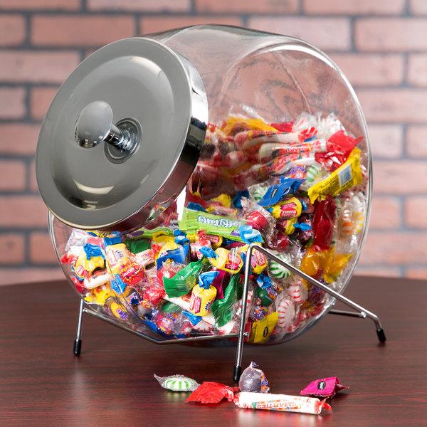 Anchor Hocking 80142 Glass Penny Candy Jar - 2 Gallon Main Image 4