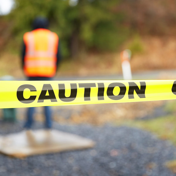 Caution Tape Yellow Caution Tape 3 X 1000 Ft