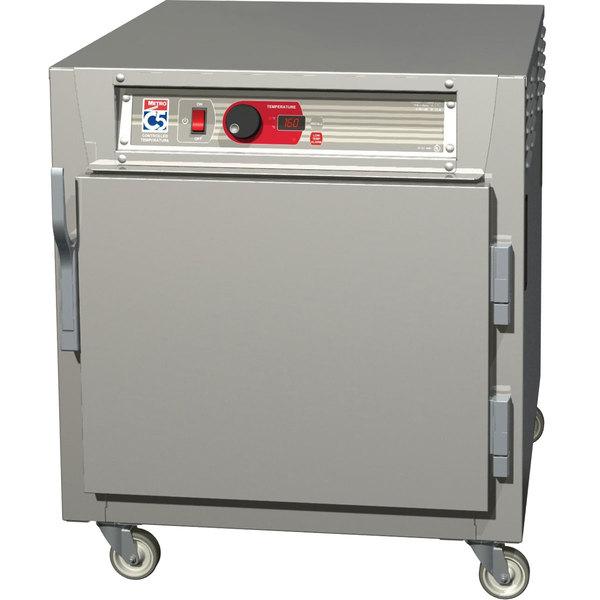 Metro C583L-SFS-U C5 8 Series Undercounter Reach-In Heated Holding Cabinet - Solid Door Main Image 1