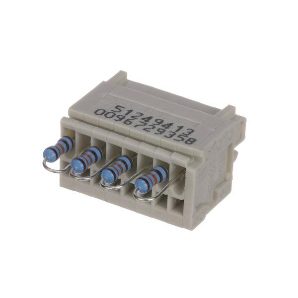 Blodgett 54378 Plug, Resistor Connector Main Image 1