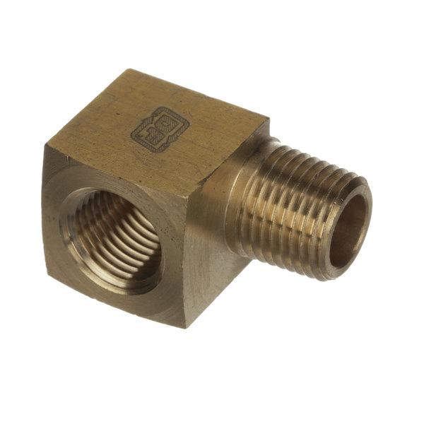 Edlund E005 Elbow, 1/8 Npt Brass St.