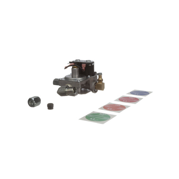 Garland / US Range CK4600010 Valve Assy Back Kit Main Image 1