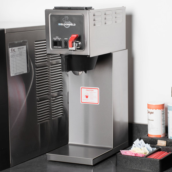 Bloomfield 8773AF Integrity Automatic Airpot Coffee Brewer, 120V; 1500W Main Image 12