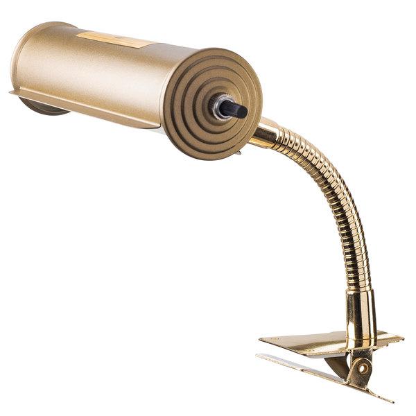 Oklahoma Sound BRL Brass Reading Lamp Main Image 1