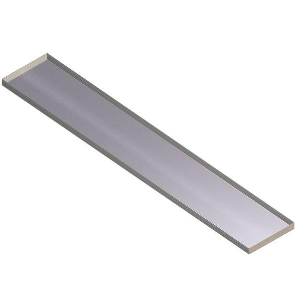Apw Wyott 32010191 Stainless Steel Dish Shelf For 5 Well
