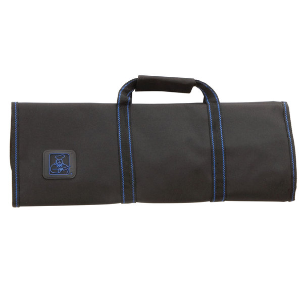 Tablecraft E1113 12 Pouch Knife Roll with Handle