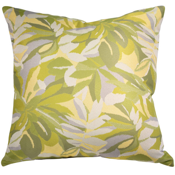 Astella TP24-FA22 Pacifica Dewey Green Lounge Throw Pillow Main Image 1