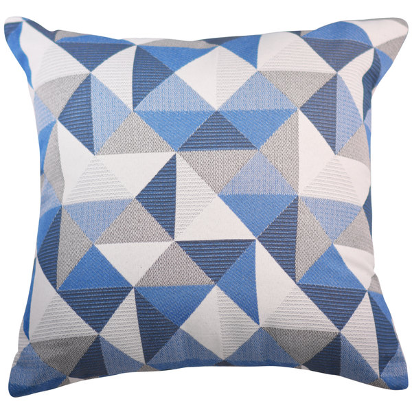 Astella TP18-FA12 Pacifica Ruskin Blue Accent Throw Pillow Main Image 1