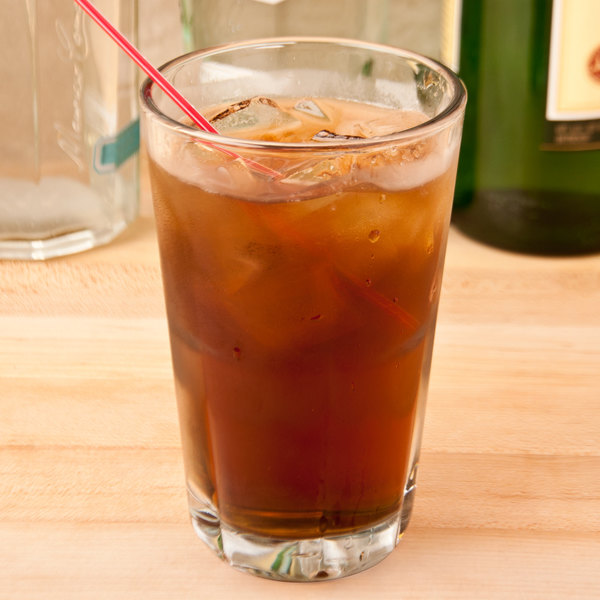 Anchor Hocking 90254 Clarisse 14 oz. Stackable Beverage Glass - 24/Case Main Image 2