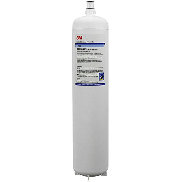 3M Water Filtration Products HF95 Replacement Cartridge for BEV195 Water Filtration System - 3 Micron and 5 GPM Main Image 1