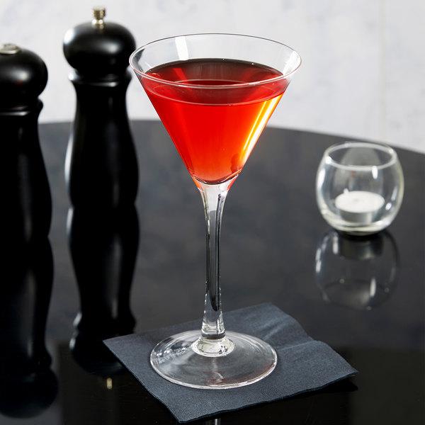 Anchor Hocking 90032 Executive 10.5 oz. Martini Glass - 12/Case Main Image 2