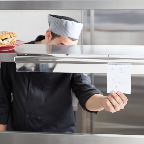 """24"""" Restaurant Ticket Holder"""