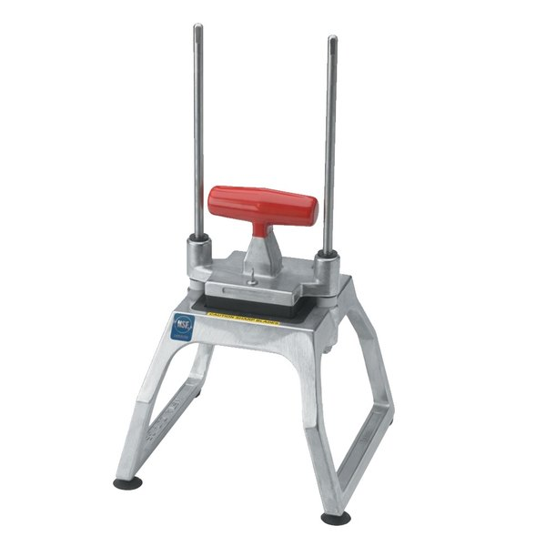 Vollrath 15007 Redco InstaCut 3.5 10 Section Fruit and Vegetable Wedger - Tabletop Mount