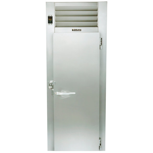 Traulsen RI132LP-COR01 38.8 Cu. Ft. Single Section Correctional Roll-Thru Heated Holding Cabinet - Specification Line