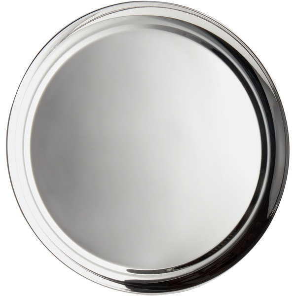 Round Stainless Steel Tray, Round Stainless Steel Tray
