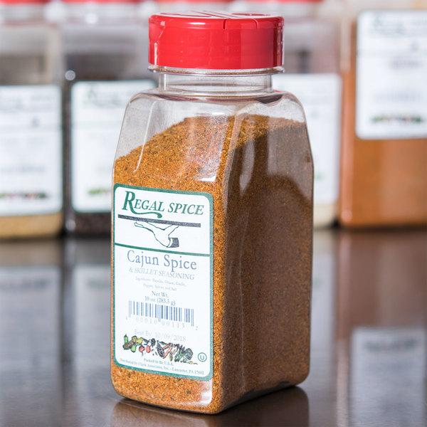 Regal Cajun Spice & Skillet Seasoning - 10 oz.