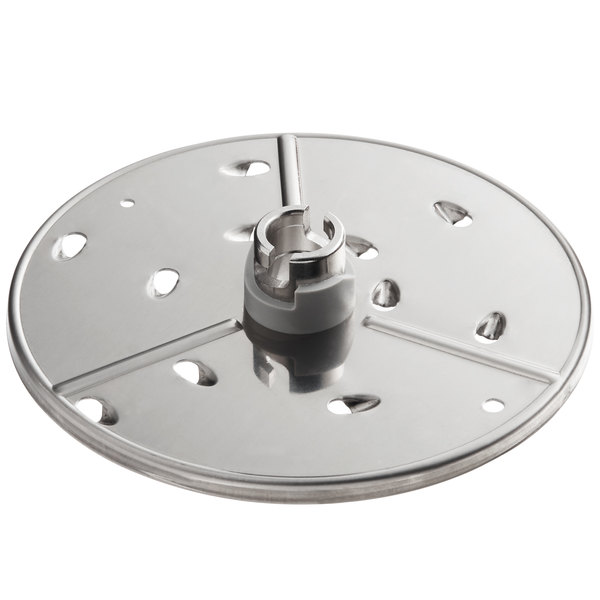 """Avamix D18GRT 1/8"""" Grating Plate for 1 hp Food Processers Main Image 1"""