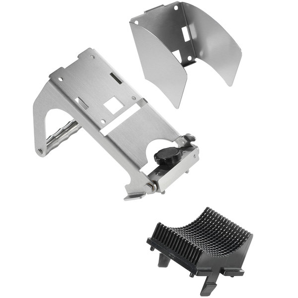 """Edlund K35601 Pusher Assembly for 350XL Series Fruit and Vegetable Slicers - 3/16"""" or 3/8"""" Slices Main Image 1"""