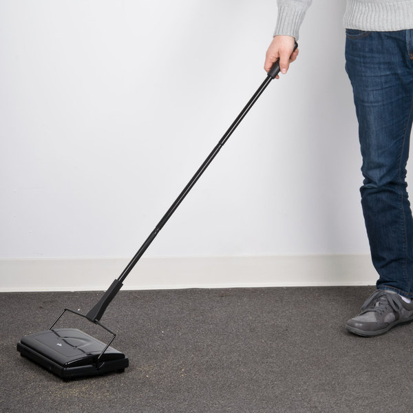 "11"" Triple Brush Floor Sweeper"