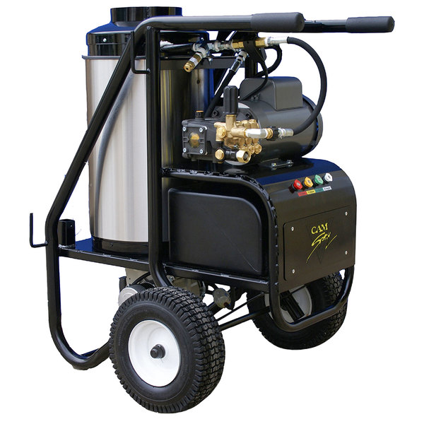 Cam Spray 1500SHDE Portable Diesel Fired Hot Water Pressure Washer - 1500 PSI; 3.0 GPM Main Image 1