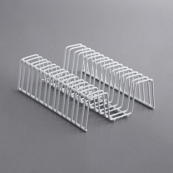 Avamix DRACK Freestanding Cutting Plate Rack for 1 hp Series Food Processors Main Image 1