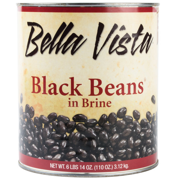 Swell Bella Vista 10 Can Black Beans In Brine Gamerscity Chair Design For Home Gamerscityorg