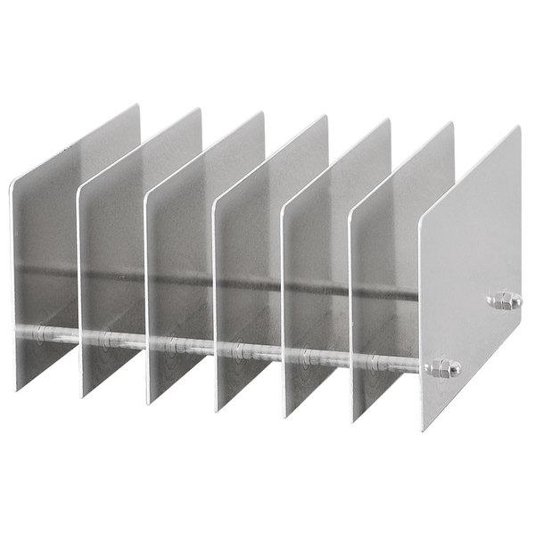 sc 1 st  WebstaurantStore & Berkel ACCY-RACK6 Six Plate Storage Rack