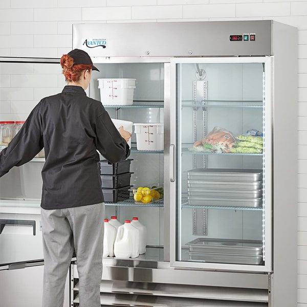 Refrigeradores de alcance