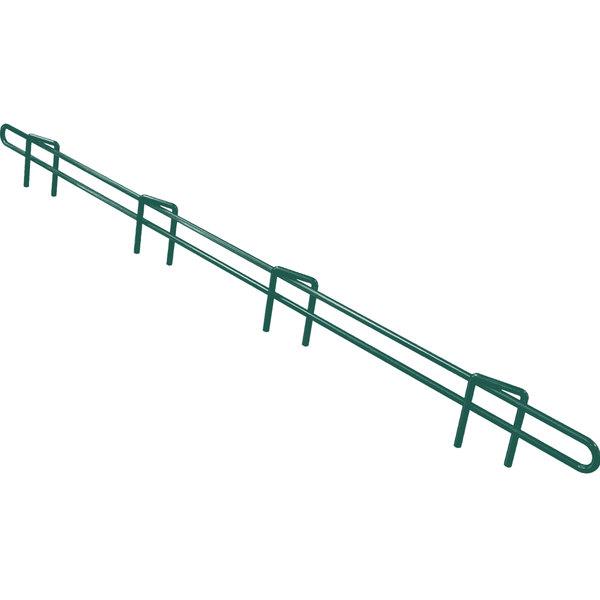 """Metro L60N-1-DHG Super Erecta Hunter Green Ledge 60"""" x 1"""""""