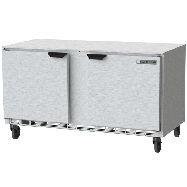 "Beverage-Air UCR60AHC 60"" Undercounter Refrigerator"