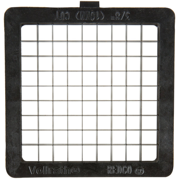 """Vollrath 15063 Redco 3/8"""" Dicing Blade Assembly for Vollrath Redco InstaCut 3.5 Main Image 1"""