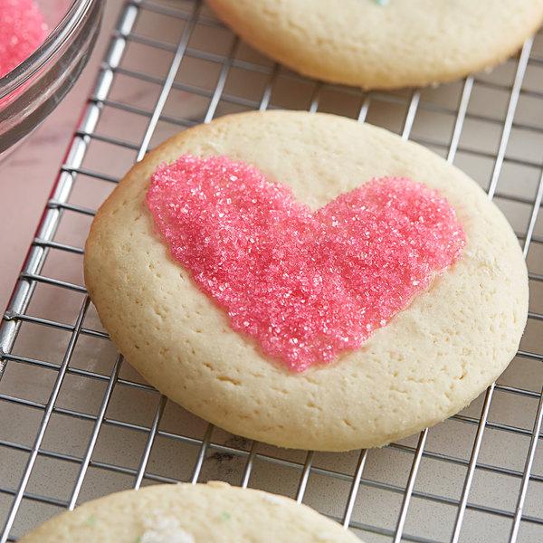 10 lb. Pink Sanding Sugar