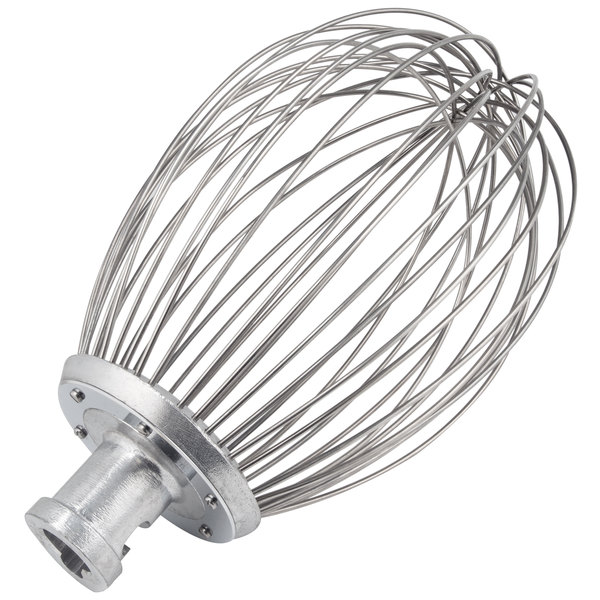 Hobart Equivalent Stainless Steel Wire Whip for Classic Mixers (60 Qt. Bowls) Main Image 1