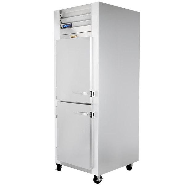 """Traulsen G12001-032 30"""" G Series Half Door Reach-In Freezer with Left Hinged Doors Main Image 1"""