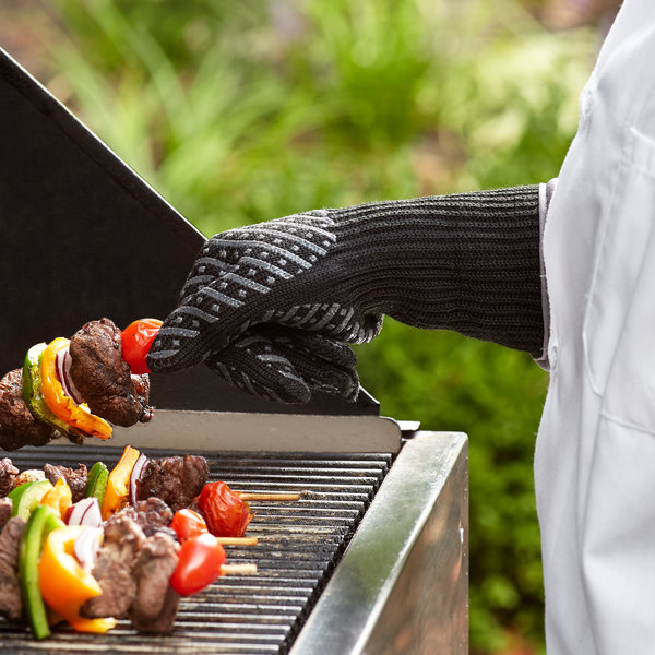 Outset® Small / Medium Oven / Grill Glove Main Image 3