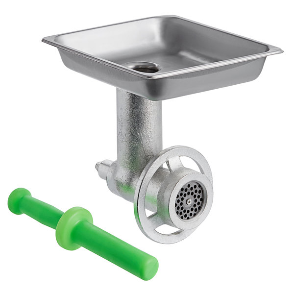 Avantco Meat Grinder Attachment for #12 Hub for Avantco MX20 Commercial Mixers Main Image 1