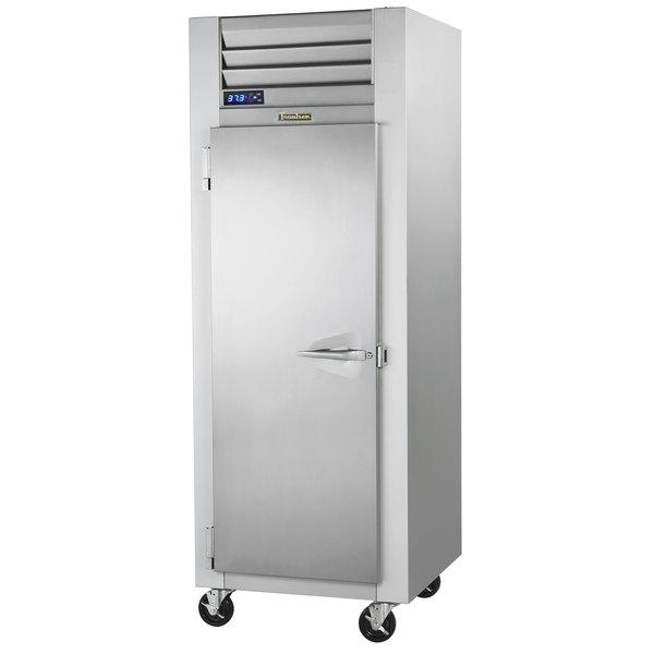 """Traulsen G12011-032 30"""" G Series Solid Door Reach-In Freezer with Left Hinged Door Main Image 1"""