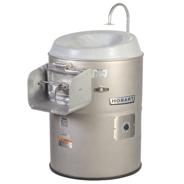 Hobart 6460-1 60 lb. Potato Peeler - 115V