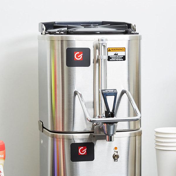 Grindmaster CS-LL 1.5 Gallon Stainless Steel Coffee Shuttle