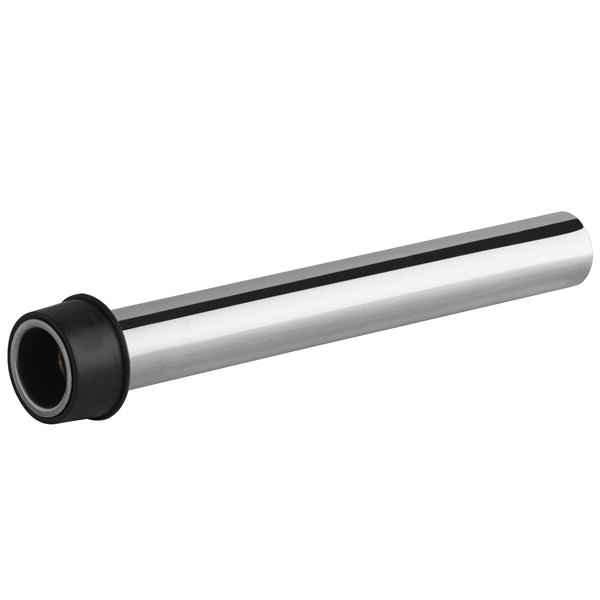 """10"""" Stainless Steel Overflow Pipe for 1 1/2"""" Drains Main Image 1"""