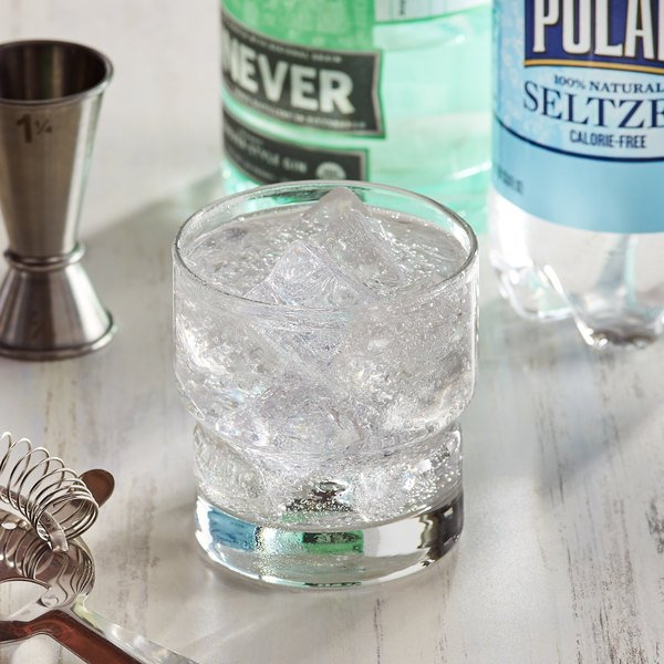Polar 1 Liter 100% Natural Seltzer - 12/Case Main Image 3