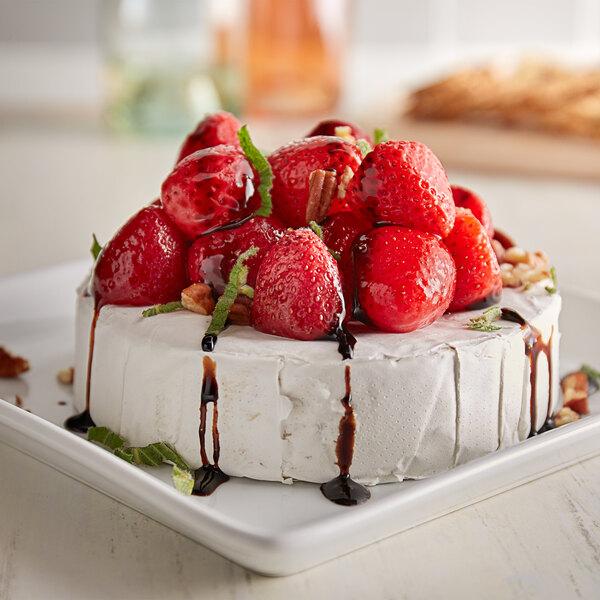 30 lb. IQF Organic Whole Strawberries Main Image 2