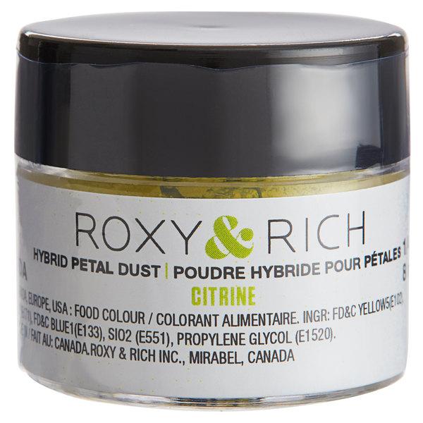 Roxy & Rich 1/4 oz. Citrine Petal Dust