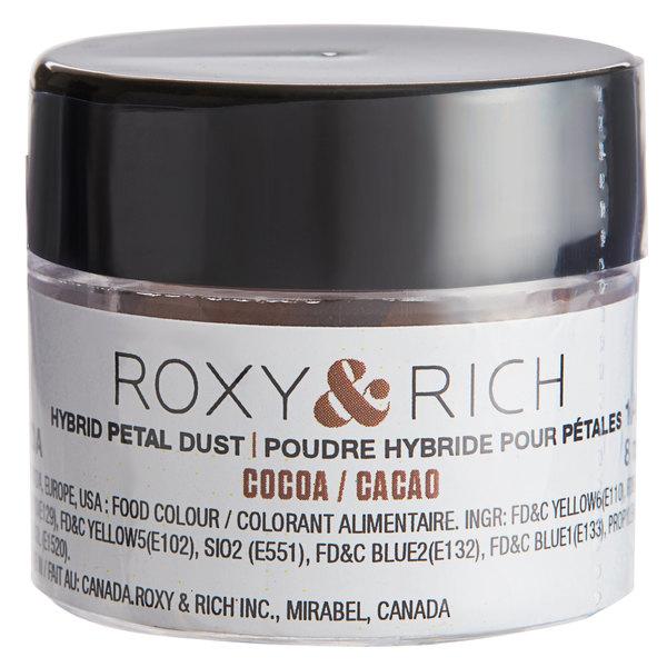 Roxy & Rich 1/4 oz. Cocoa Petal Dust